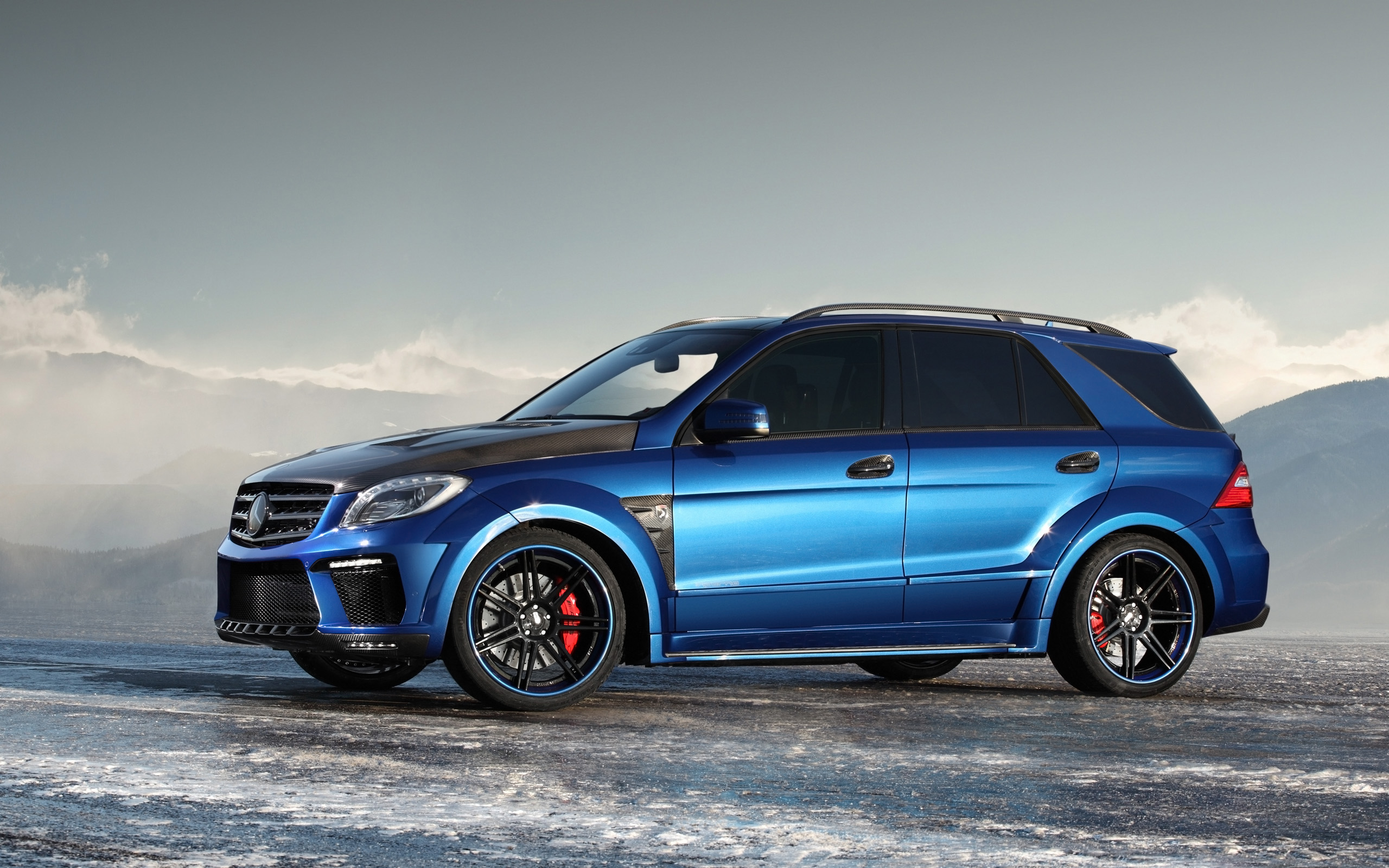 2013 topcar mercedes benz ml 63 amg inferno suv tuning h for 2013 mercedes benz ml