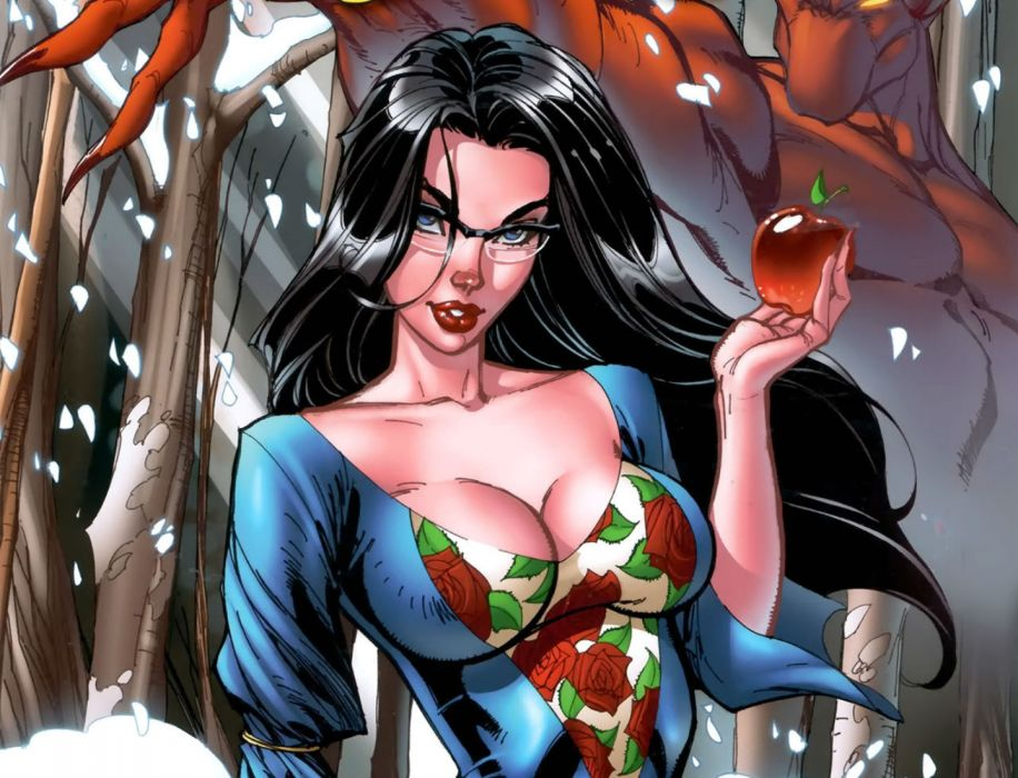 GRIMM FAIRY TALES zenescope-entertainment   gd wallpaper