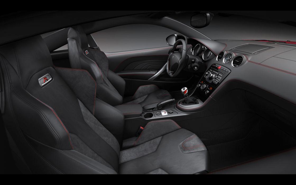 2013 Peugeot RCZ-R rcz interior f wallpaper | 2560x1600 | 139844 ...