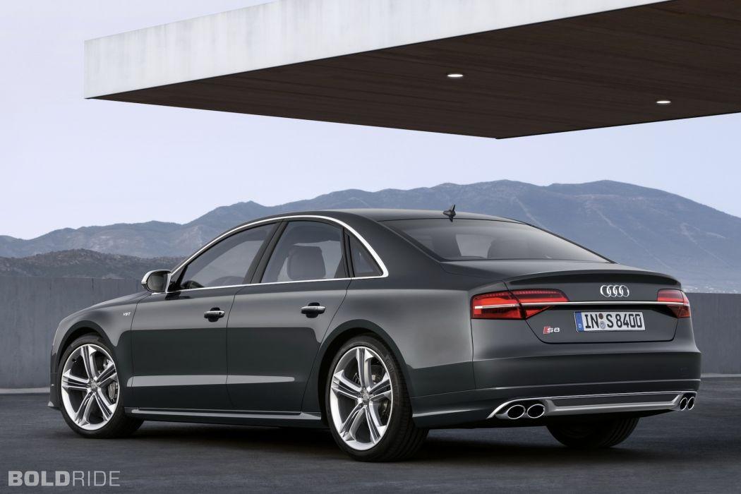 2015 Audi S-8  j wallpaper