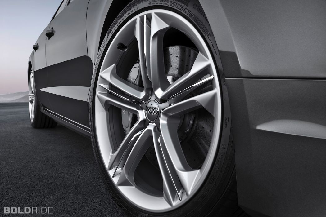 2015 Audi S-8 wheel wallpaper