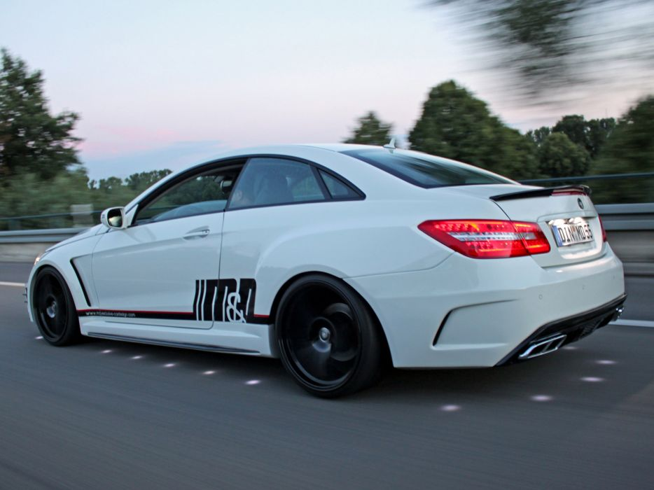 Mercedes E Class E500 Coupe Tuning Hg Wallpaper 2048x1536 139883