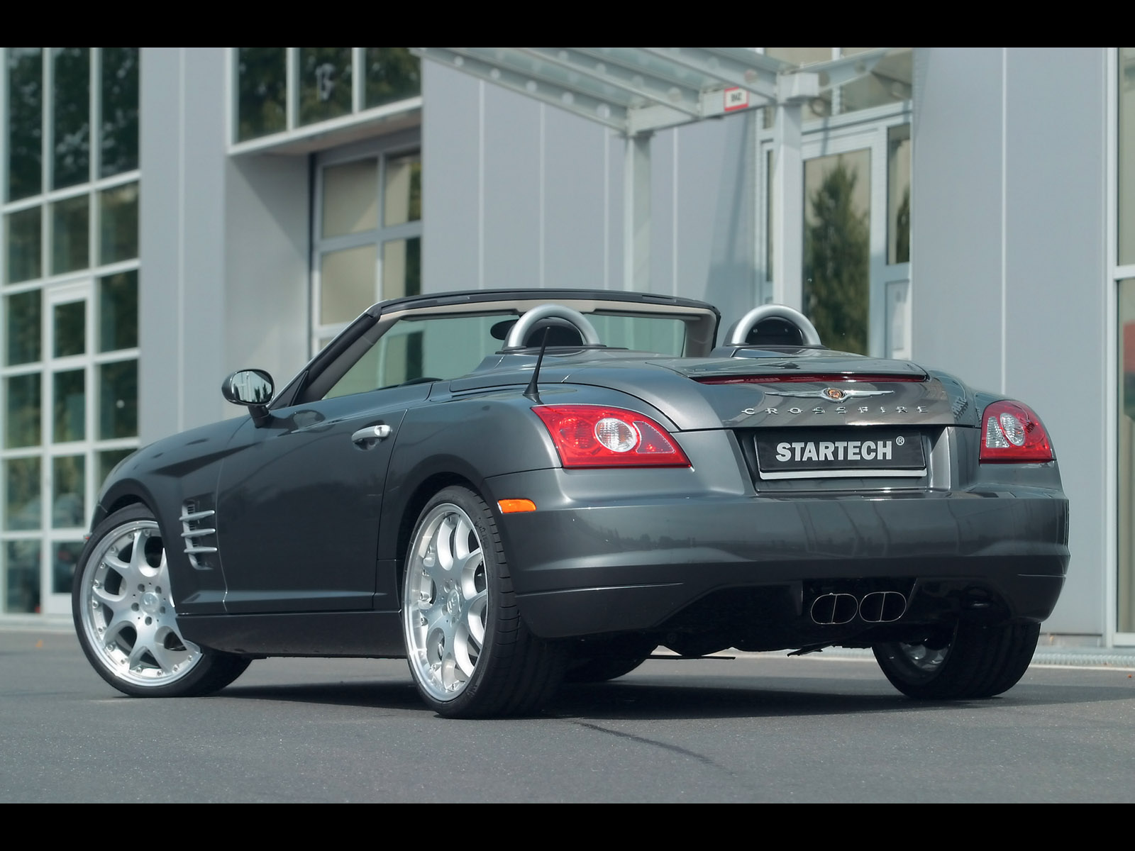 2005 startech chrysler crossfire tuning jf wallpaper. Black Bedroom Furniture Sets. Home Design Ideas