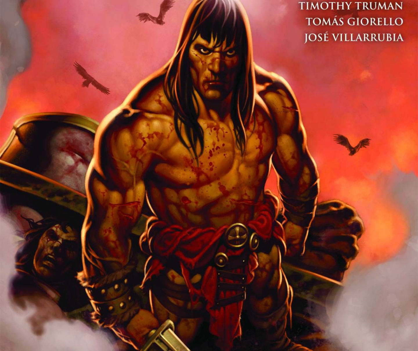 CONAN THE BARBARIAN fs wallpaper | 1440x1208 | 140172 ...