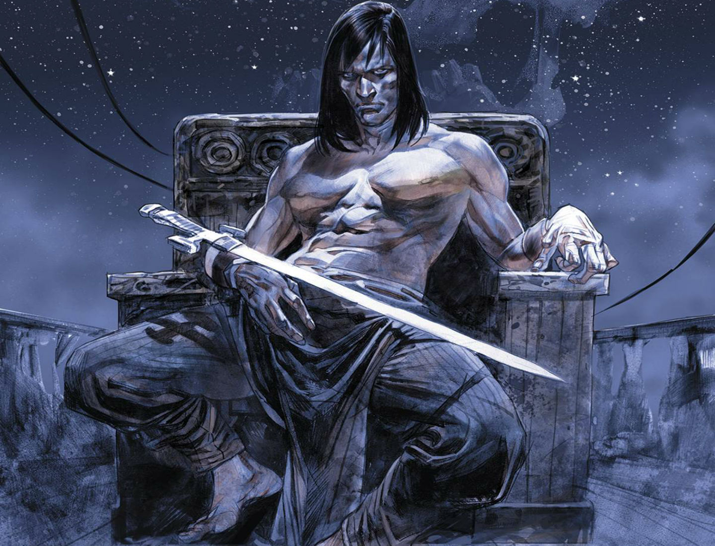 CONAN THE BARBARIAN fs wallpaper | 1440x1100 | 140178 ...