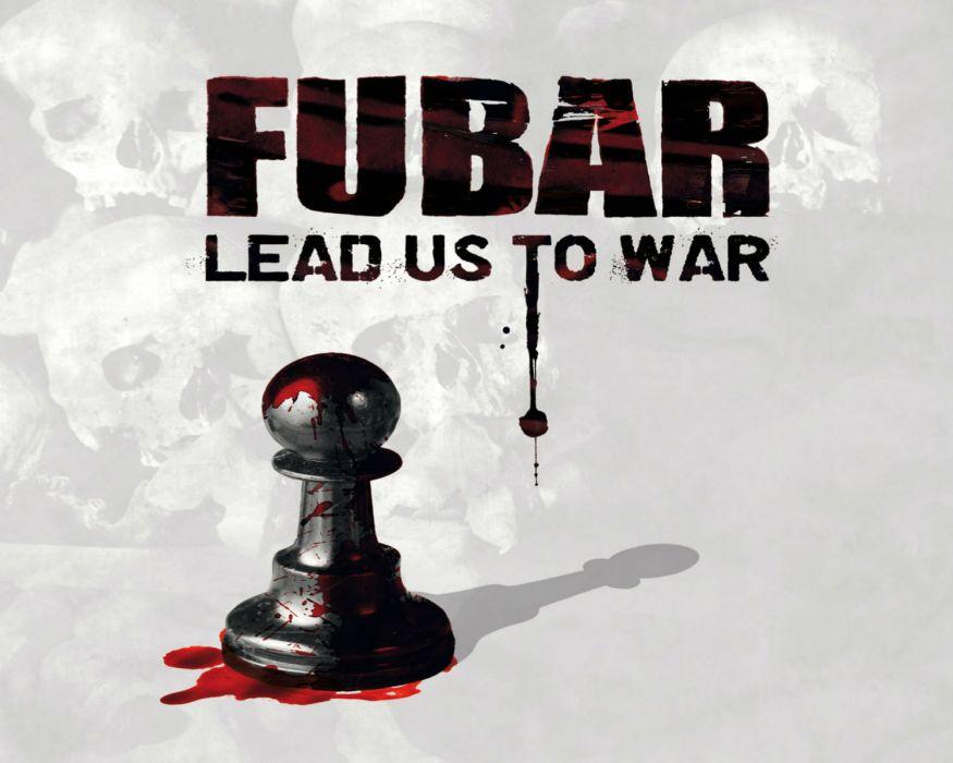 FUBAR grindcore wallpaper