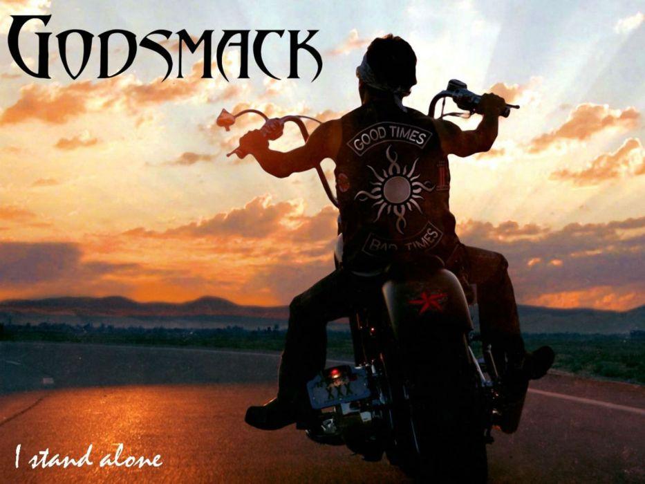 GODSMACK nu-metal heavy metal wallpaper