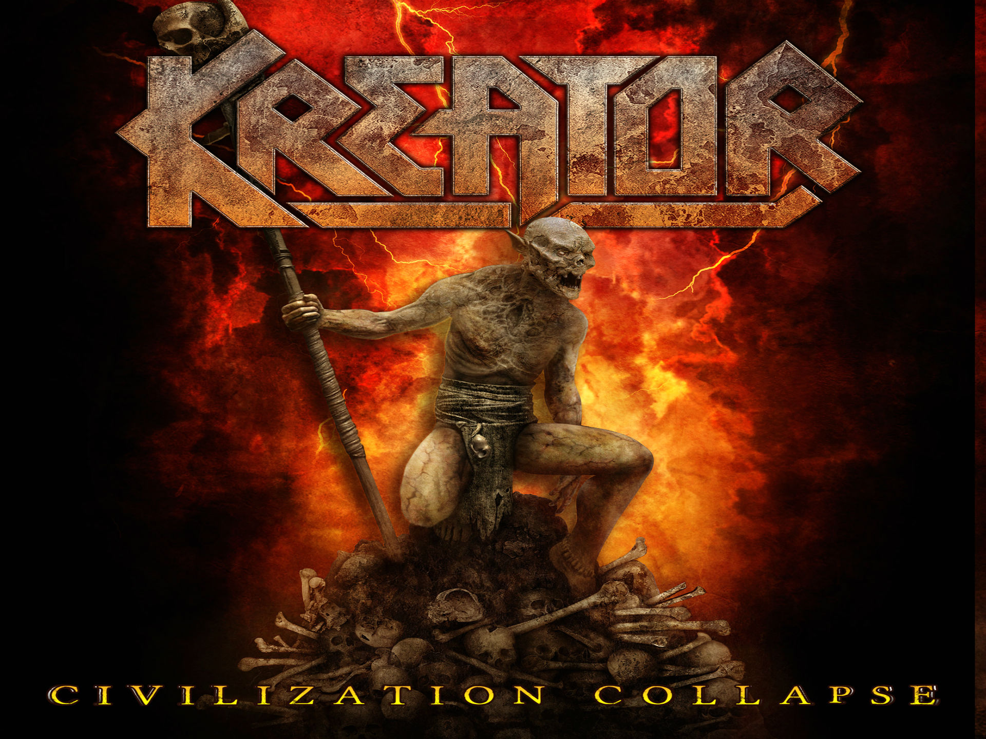 KREATOR Thrash Metal Heavy Hd Wallpaper