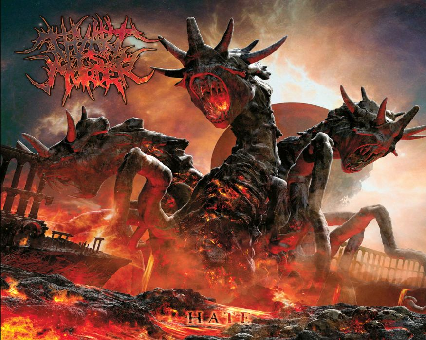 Thy art is murder technical death metal heavy b wallpaper - Death metal wallpaper ...