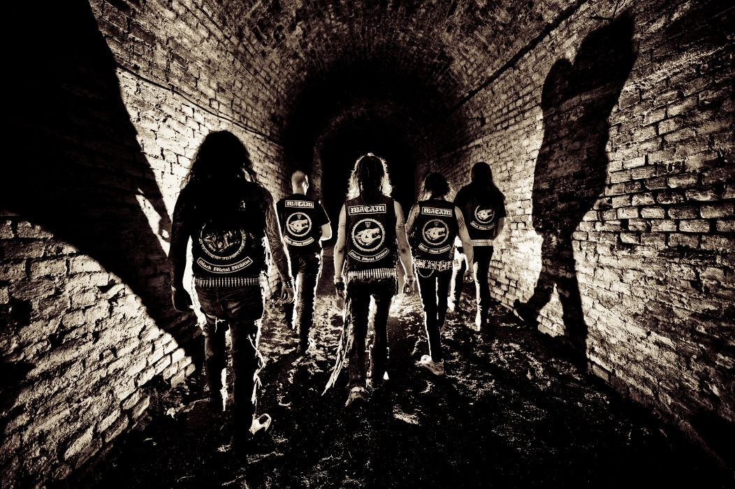 WATAIN death metal heavy wallpaper