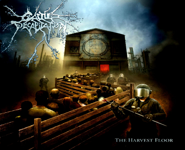 Cattle Decapitation Death Metal Heavy He Wallpaper