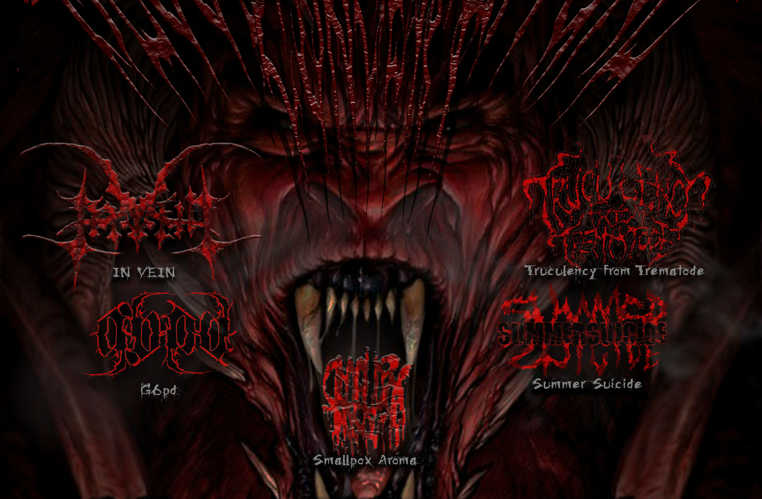 BLOODBATH Death Metal Heavy Hq Wallpaper  2550x1671