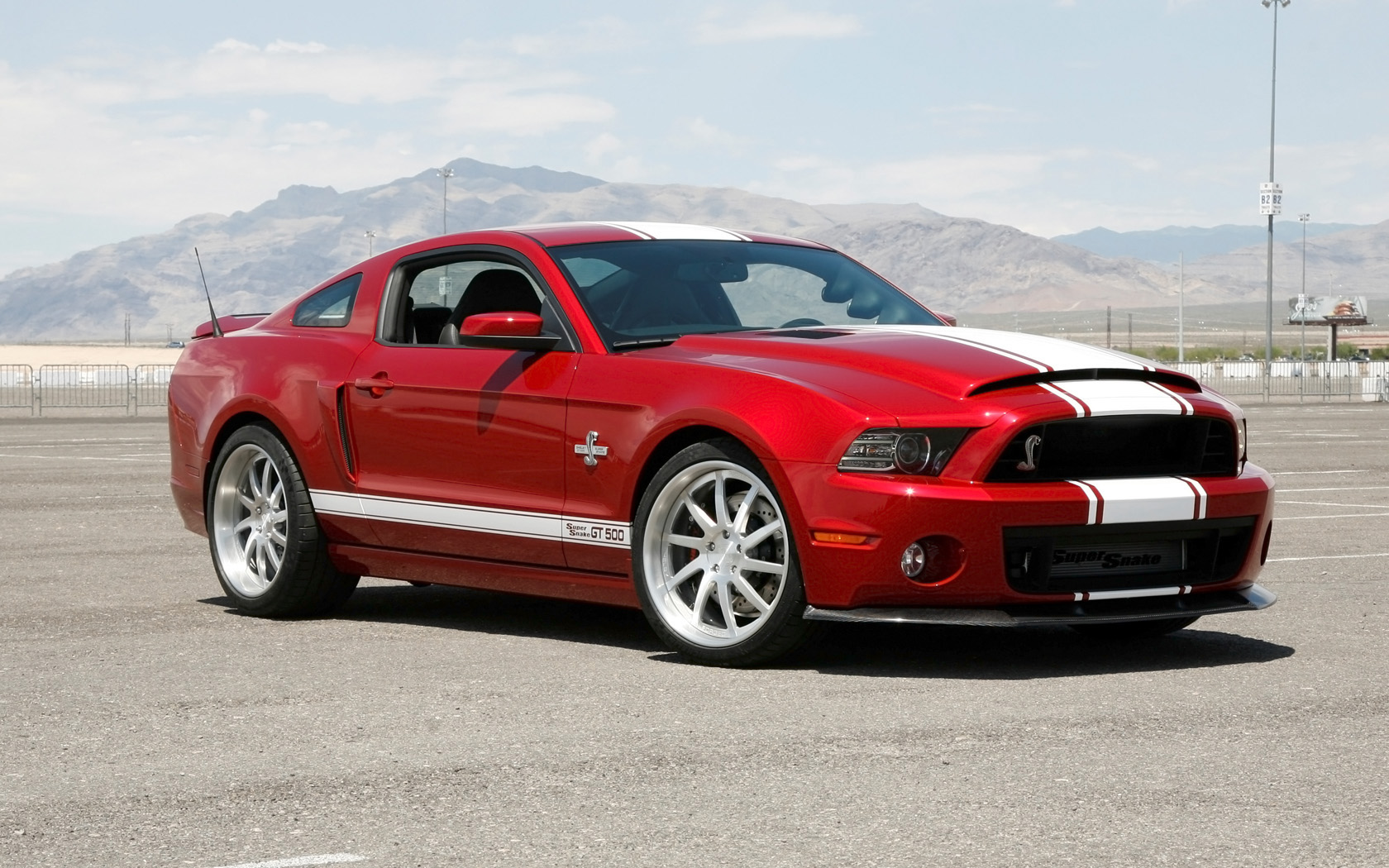 2013 Shelby GT500 Super Snake muscle supercar ford mustang ...