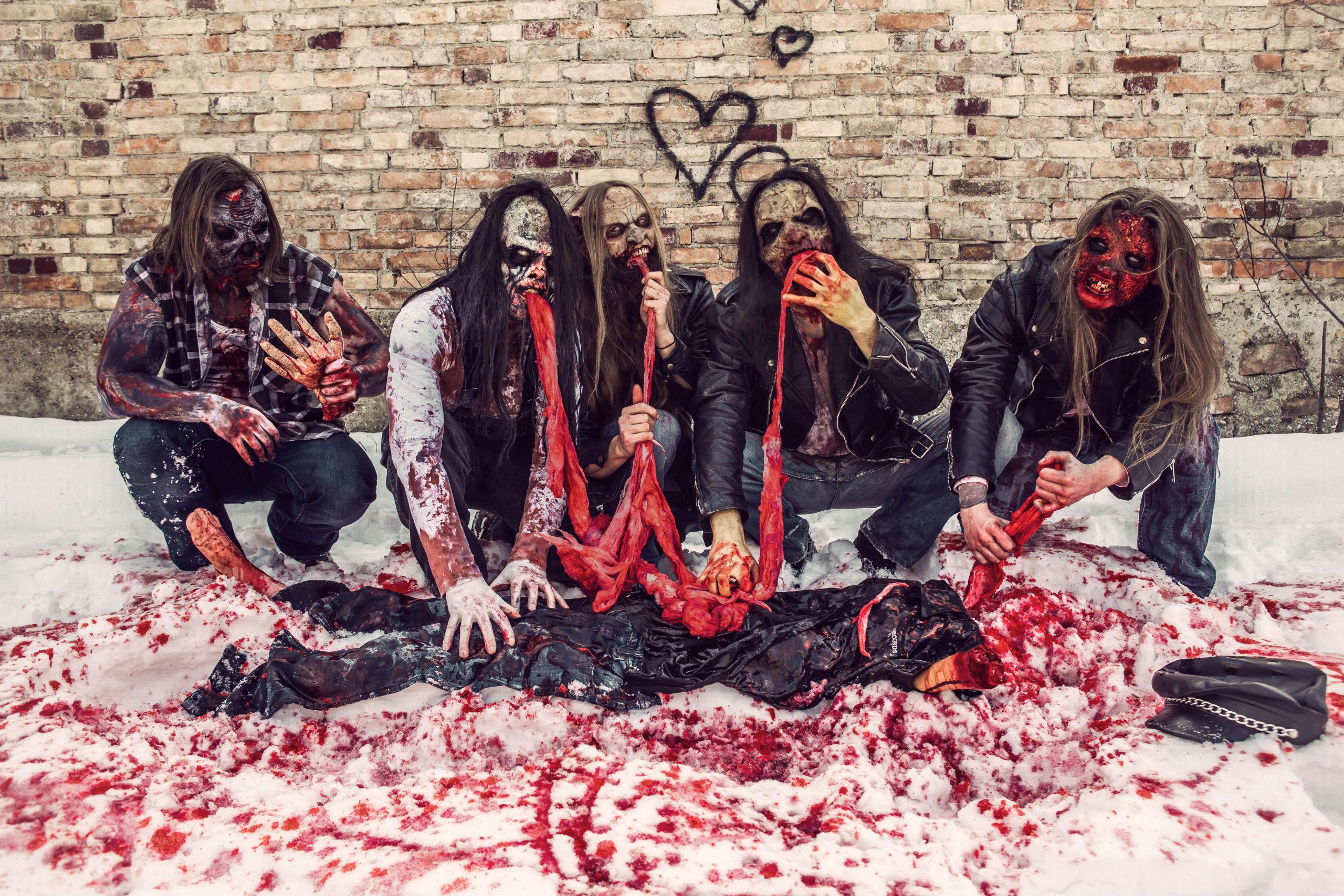zombie inc death metal heavy zombie inc fs wallpaper