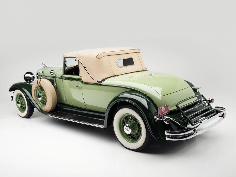 1931 Lincoln Model-K Convertible Coupe LeBaron 201-214 retro luxury   f wallpaper