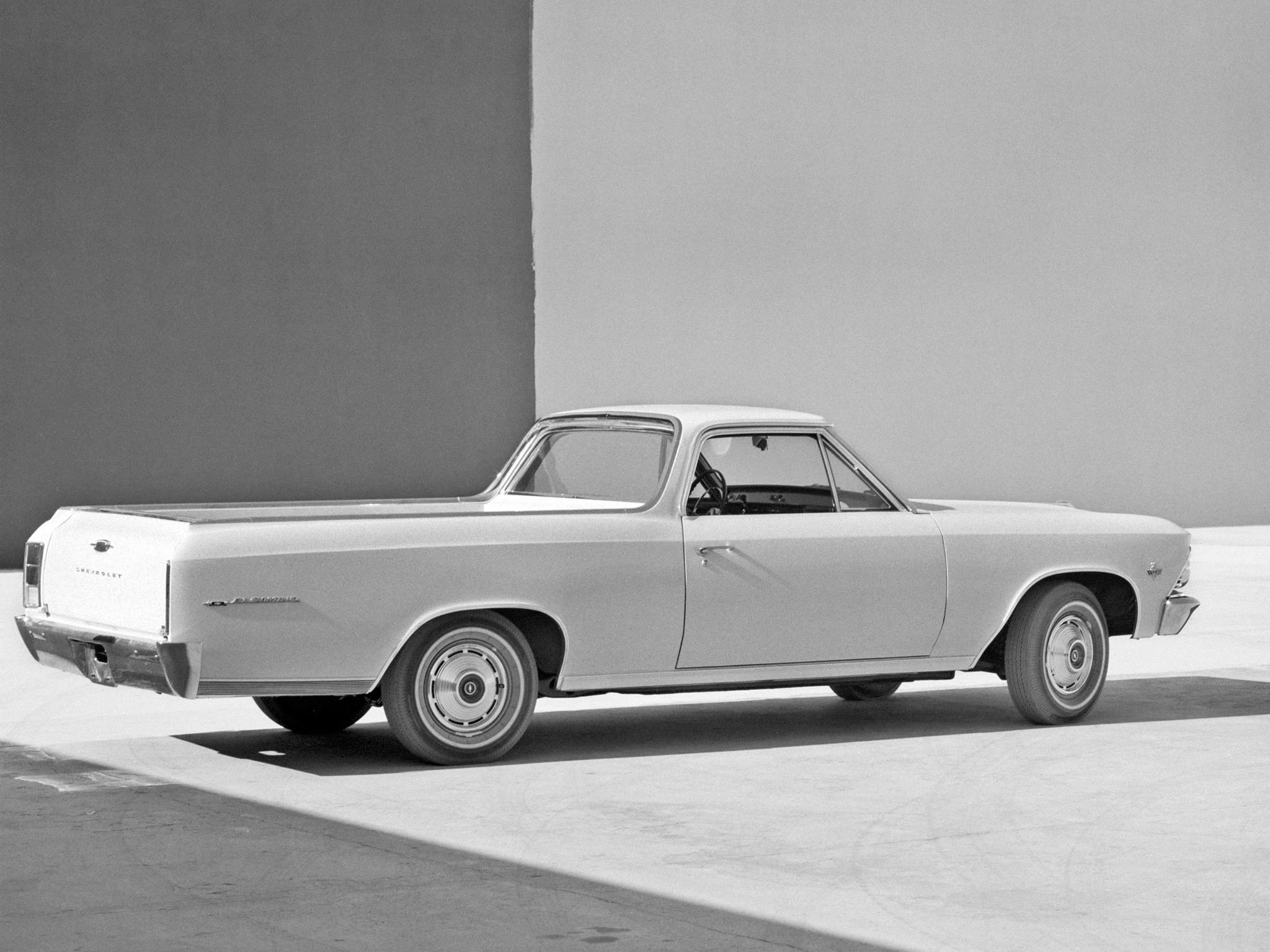 1966 Chevrolet El Camino Custom 13680 Pickup Classic Wallpaper 2048x1536 140812 Wallpaperup