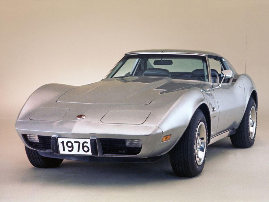 1976 chevrolet corvette stingray c 3 supercar muscle classic h wallpaper 1600x1200 140856. Black Bedroom Furniture Sets. Home Design Ideas