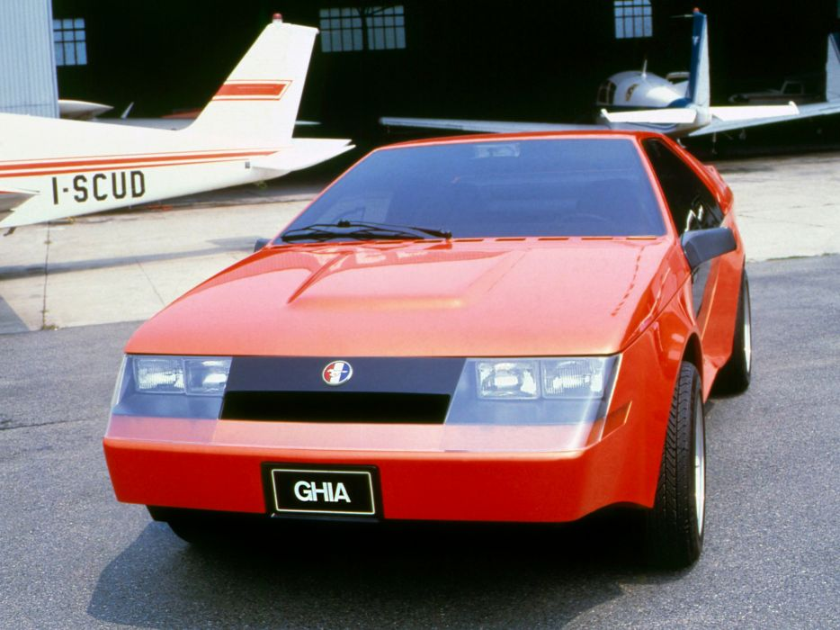 1980 Ford Mustang RSX Concept muscle wallpaper