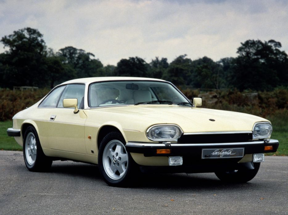 Jaguar xjs wallpaper