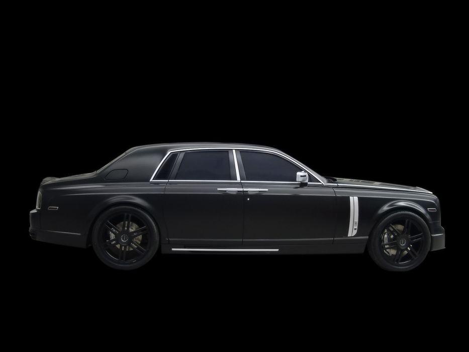 2007 Mansory Conquistador Rolls Royce Phantom Tuning Luxury