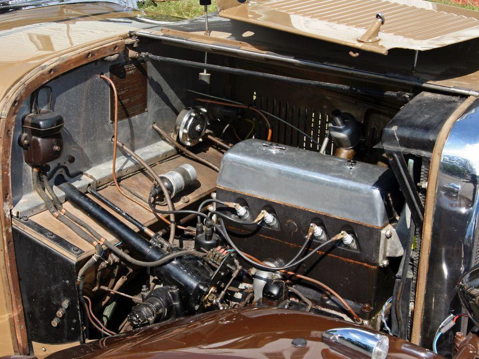 1934 Alvis SB Firefly Tourer retro luxury s-b engine      h wallpaper