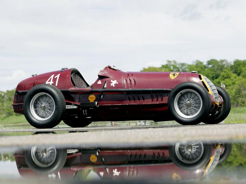 1935 Alfa Romeo Tipo-C 8C-35 race racing retro tipo   r wallpaper