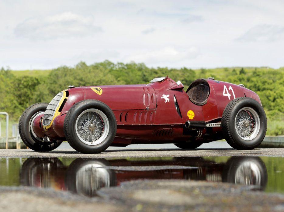 1935 Alfa Romeo Tipo-C 8C-35 race racing retro tipo  g wallpaper