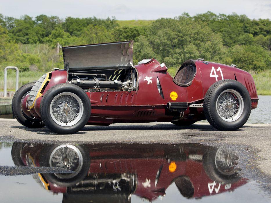 1935 Alfa Romeo Tipo-C 8C-35 race racing retro tipo engine   tf wallpaper