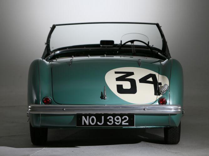 1953 Austin Healey 100 Special-Test-Car race racing supercar retro gr wallpaper