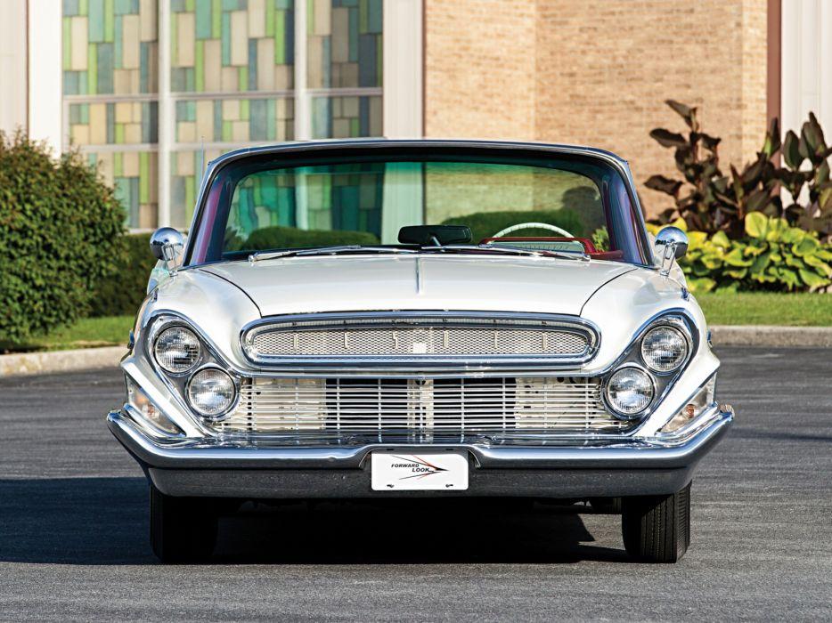 1961 DeSoto Hardtop Coupe RS1-L23 classic luxury      j wallpaper