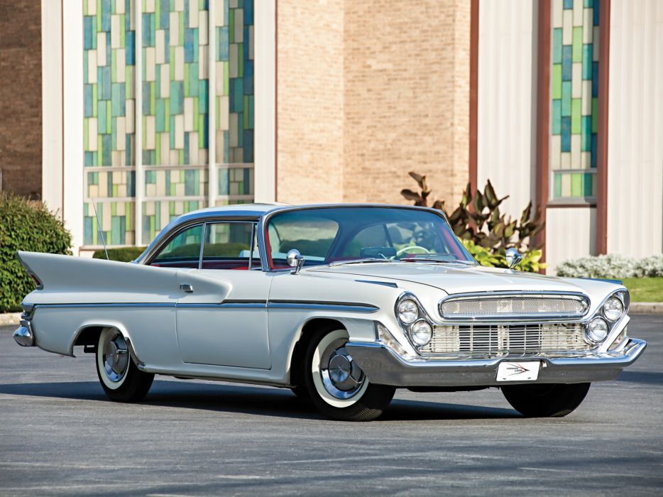1961 DeSoto Hardtop Coupe RS1-L23 classic luxury    h wallpaper