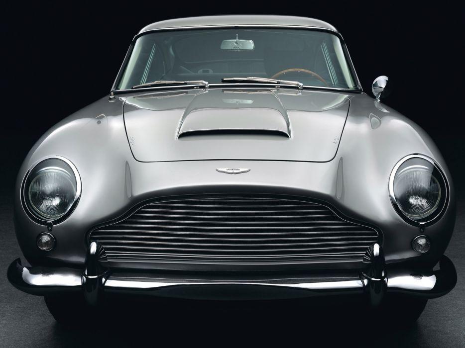 1965 Aston Martin DB5 classic h wallpaper