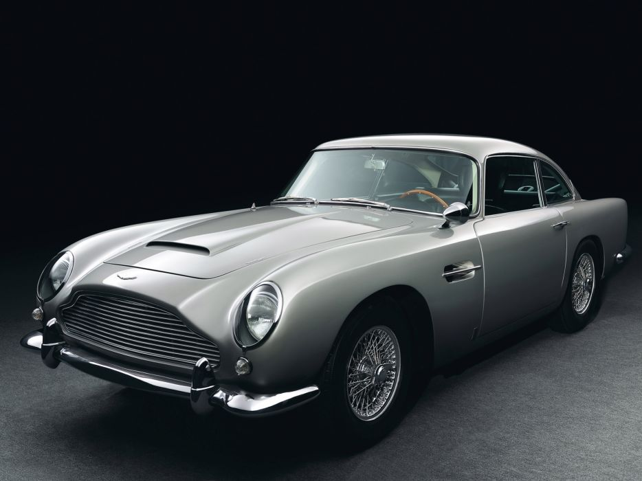 1965 Aston Martin DB5 classic wallpaper