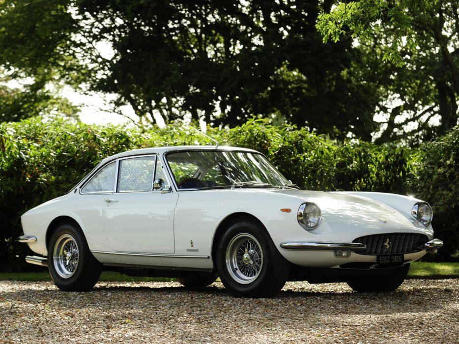 1968 Ferrari 365 GTC UK-spec supercar classic  r wallpaper