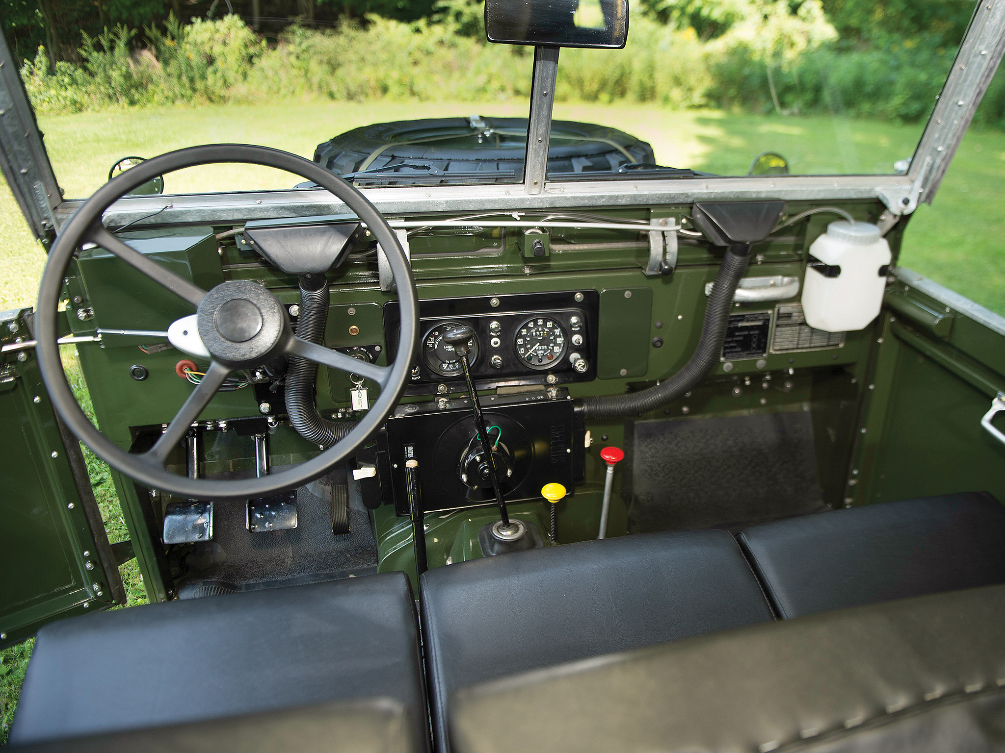 1968 Land Rover Lightweight Iia Offroad 4x4 Military