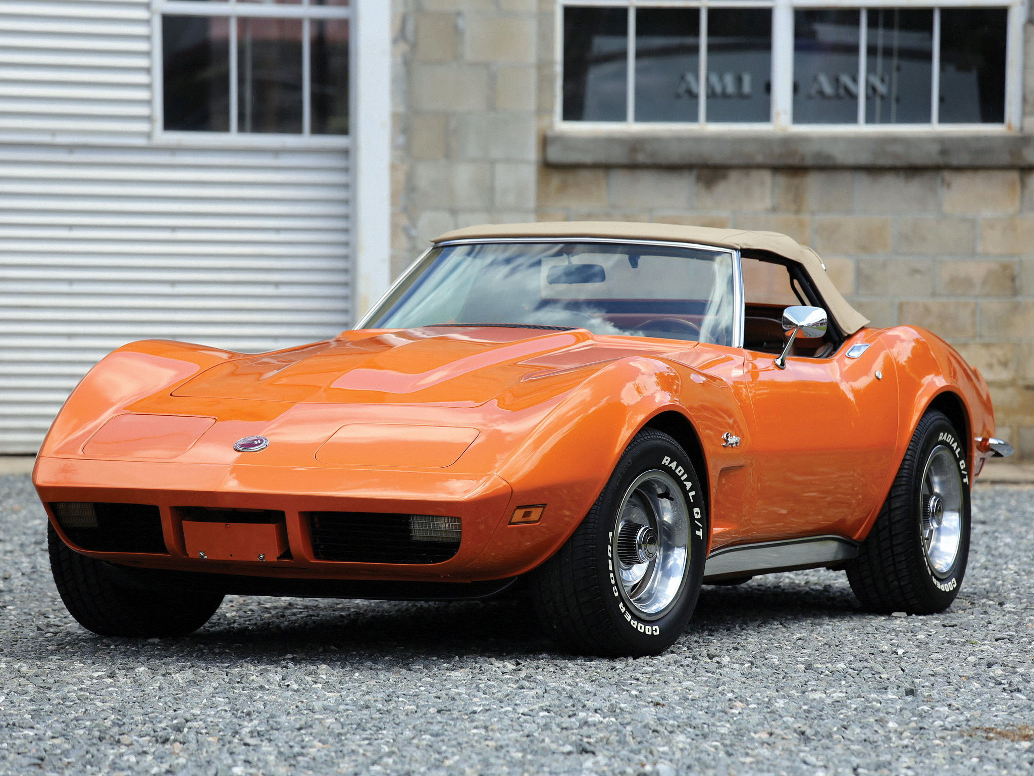 1973 chevrolet corvette stingray convertible c 3 supercar muscle. Cars Review. Best American Auto & Cars Review