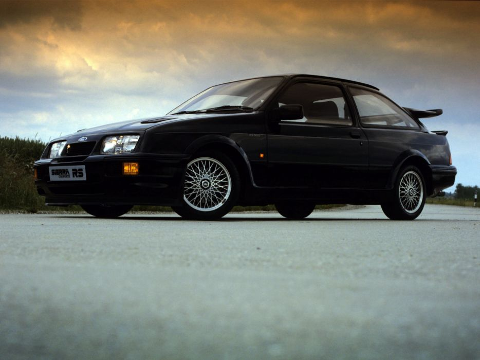 1987 Ford Sierra RS500 Cosworth classic tuning wallpaper