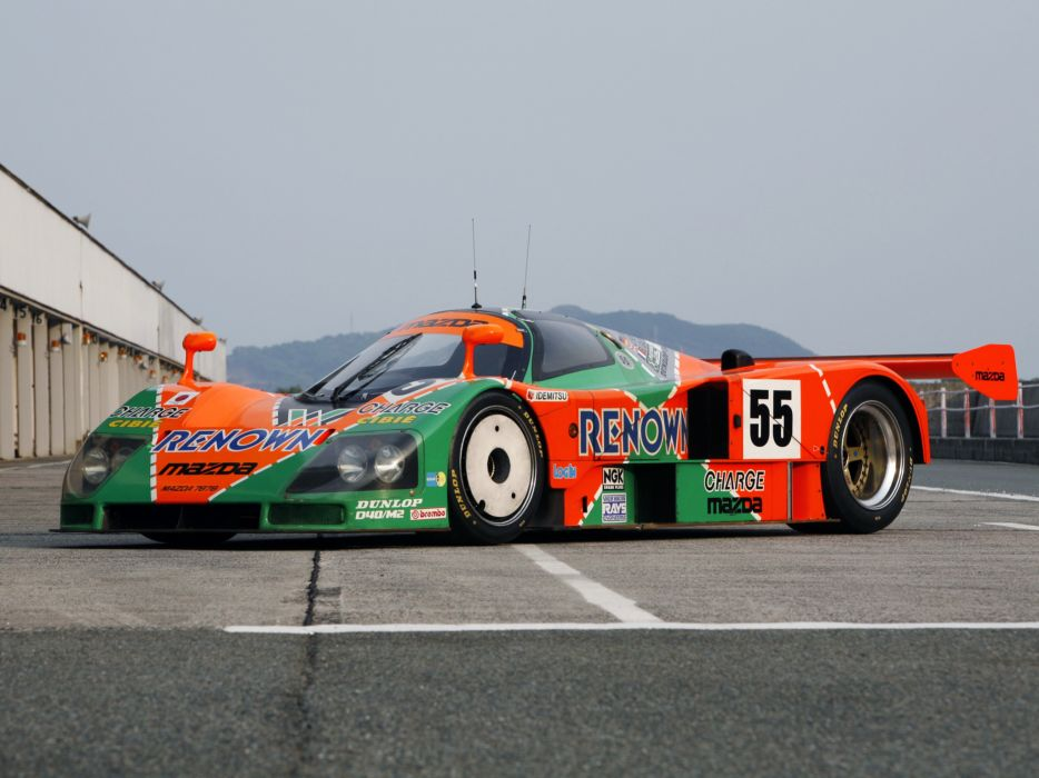 1991 Mazda 787B race racing   u wallpaper