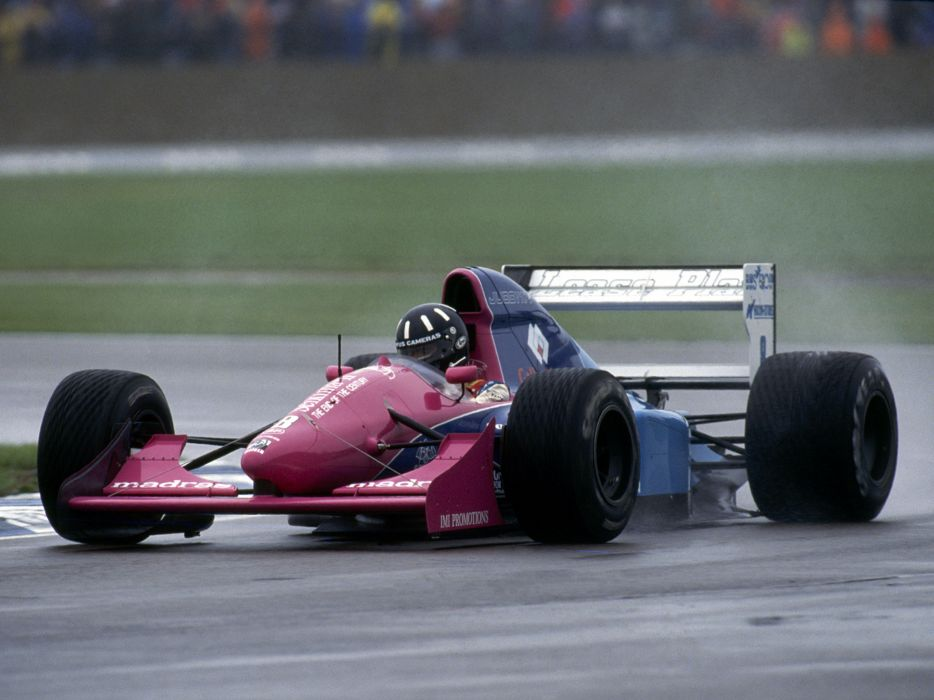 1992 Brabham BT60B formula one f-1 race racing   g wallpaper
