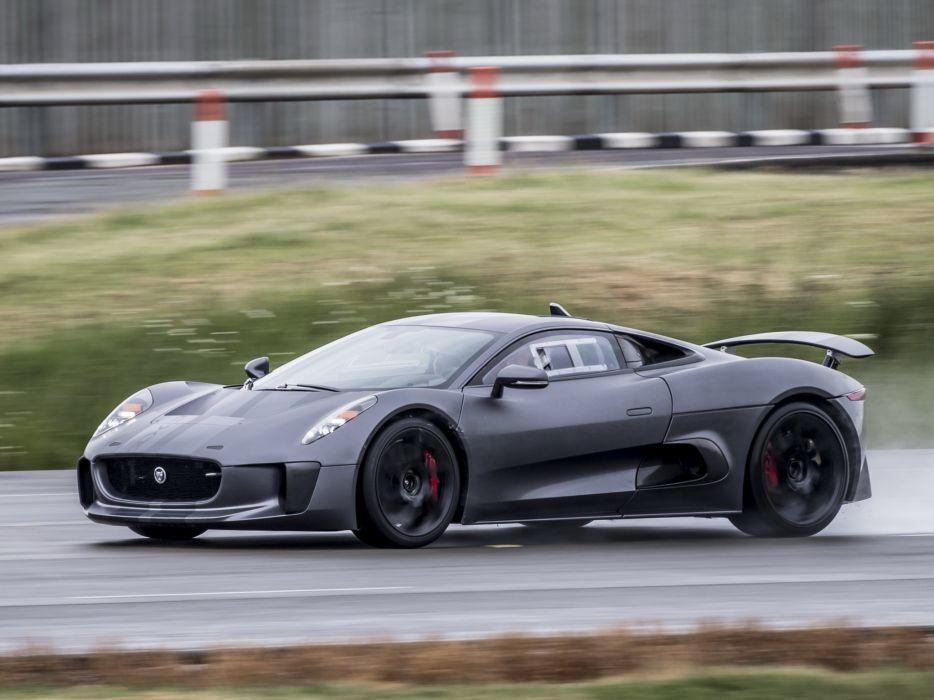 2013 Jaguar C-X75 Hybrid Prototype supercar   g wallpaper