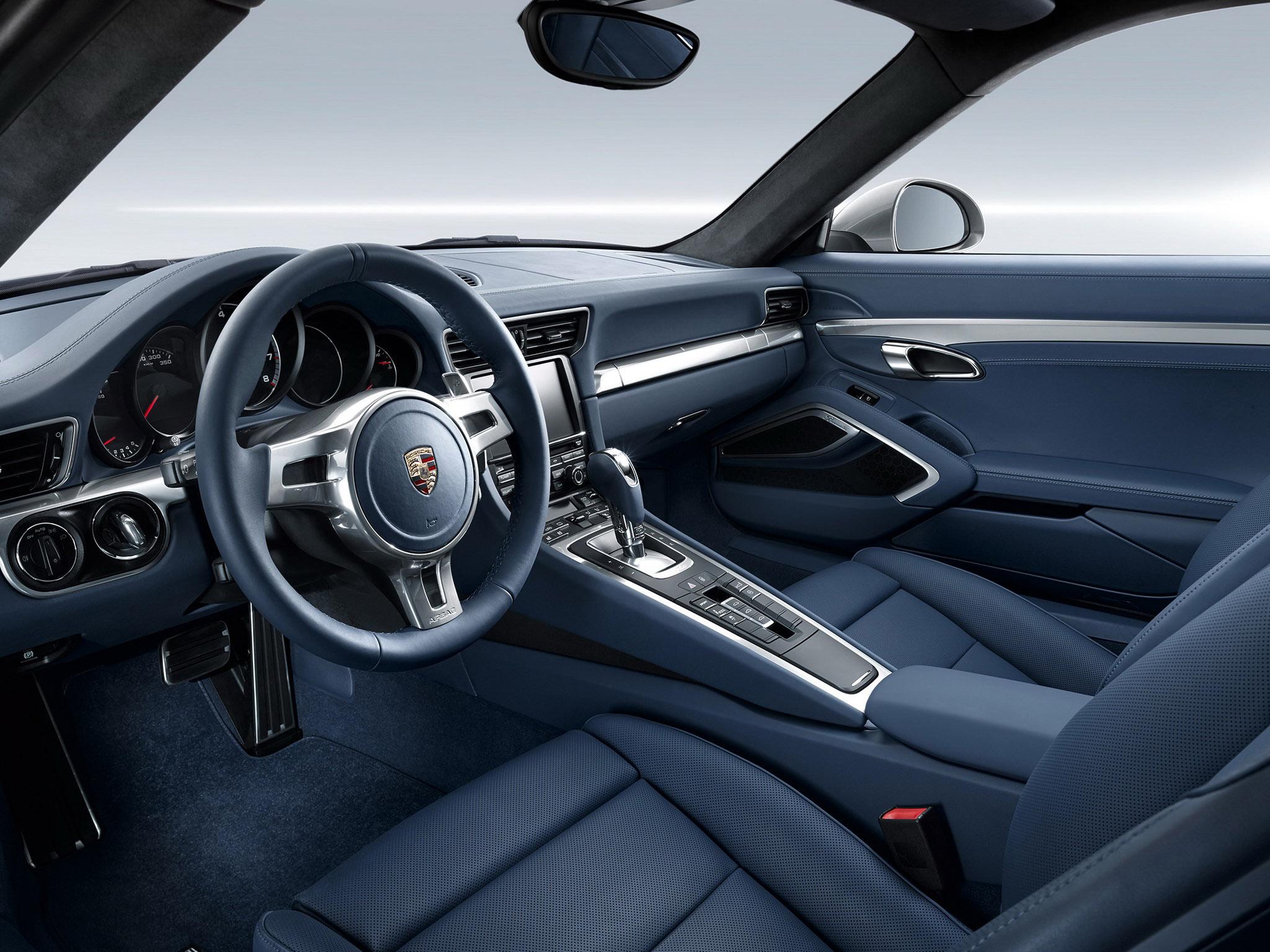 2013 porsche 911 turbo 991 interior g wallpaper