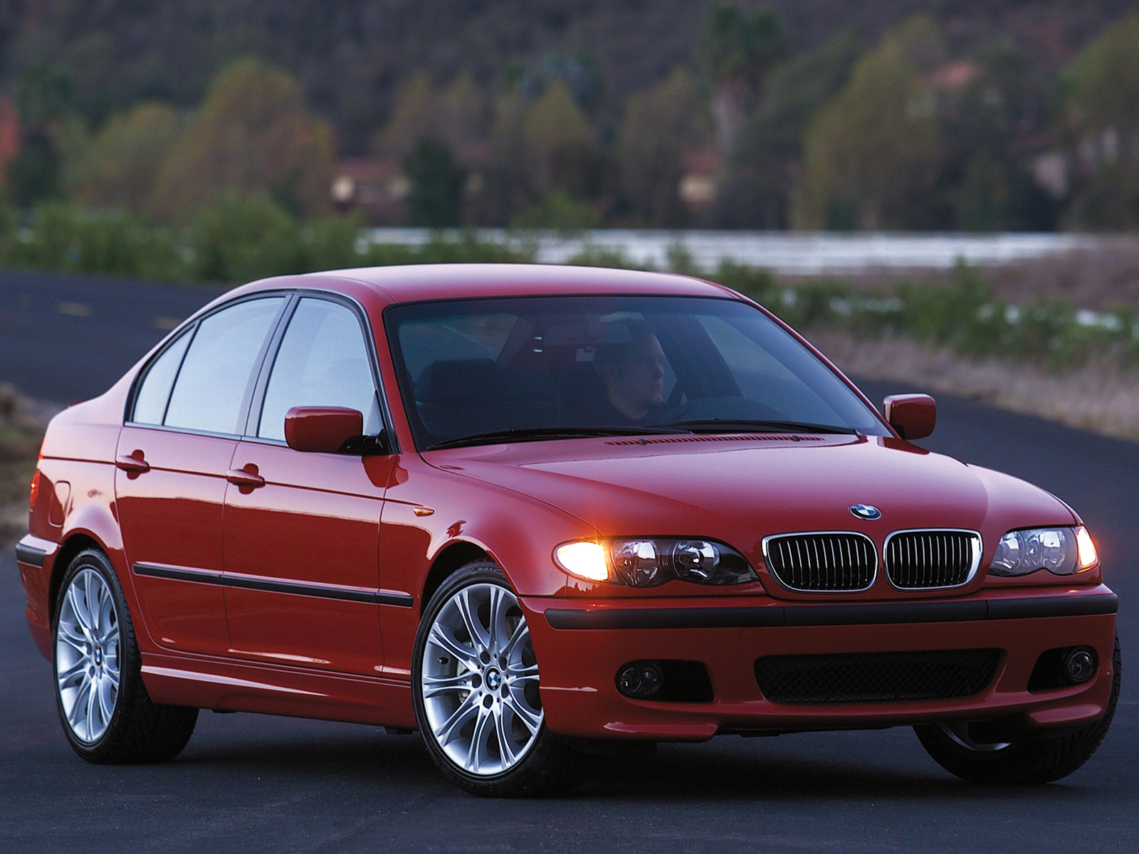2001 Bmw 330i Performance Package Us Spec E46 H Wallpaper