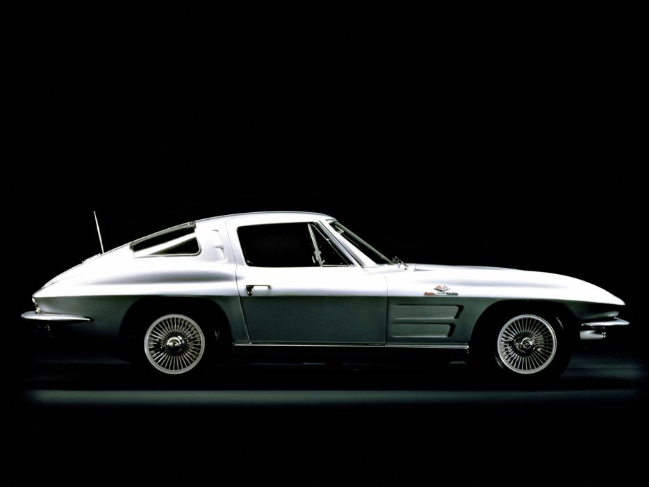 1963 Chevrolet Corvette Sting Ray L84 327 Fuel Injection C-2 supercar muscle classic  k wallpaper