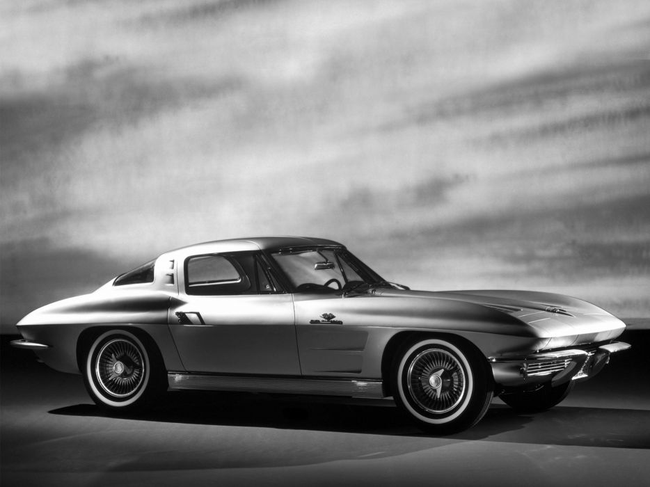 1963 Chevrolet Corvette Sting Ray L84 327 Fuel Injection C-2 supercar muscle classic  u wallpaper
