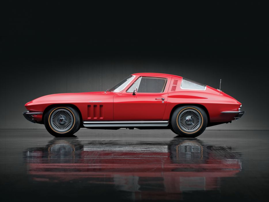1965 Chevrolet Corvette Sting Ray L84 327 Fuel Injection C-2 supercar muscle classic    gh wallpaper