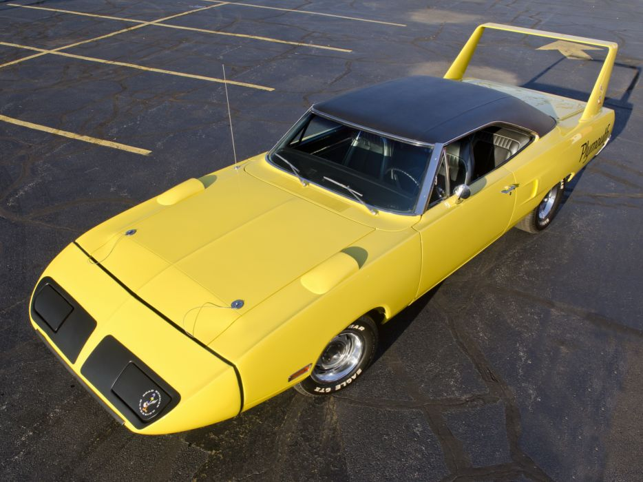 1970 Plymouth Road Runner Superbird FR2 RM23 muscle classic supercar   k wallpaper
