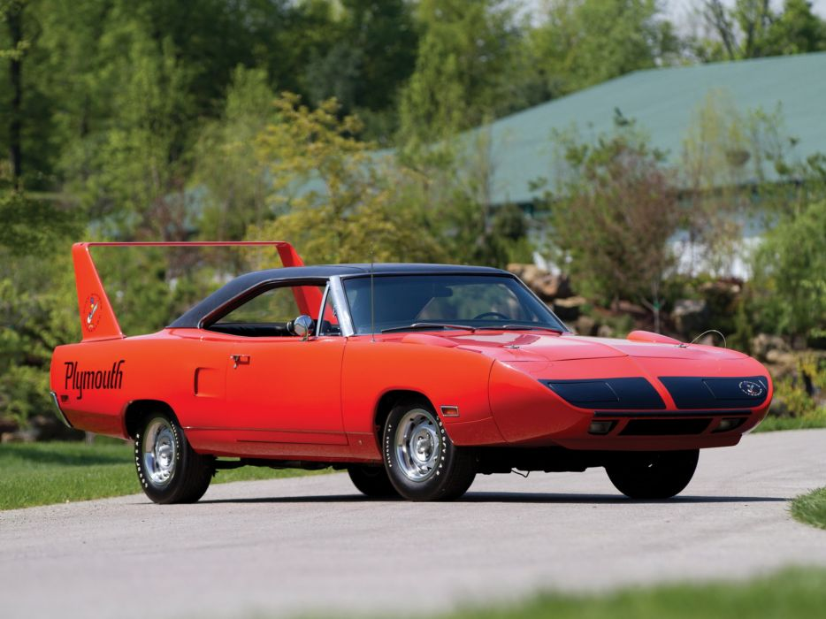 1970 Plymouth Road Runner Superbird FR2 RM23 muscle classic supercar  hd wallpaper