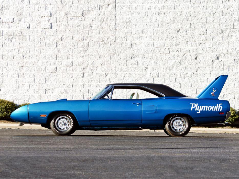 1970 Plymouth Road Runner Superbird FR2 RM23 muscle classic supercar wallpaper