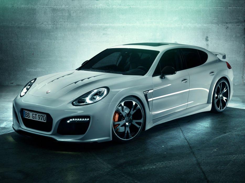 2013 TechArt Porsche Panamera Grand G-T 970 wallpaper