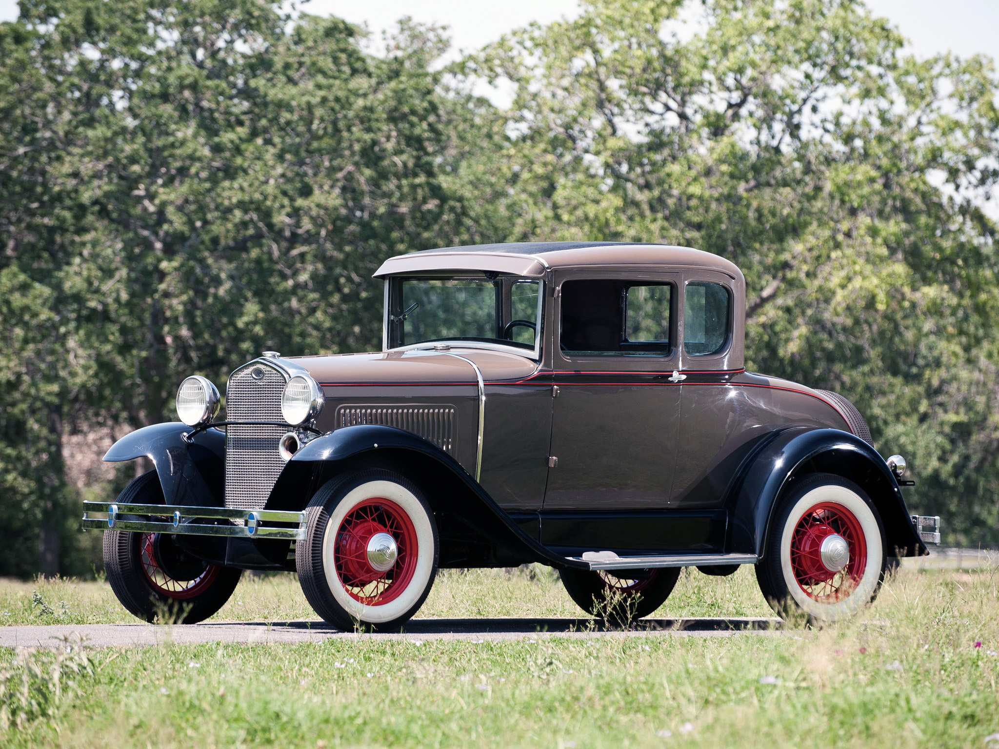1930 ford model a 5 window coupe 45b retro wallpaper for 1930 ford 3 window coupe